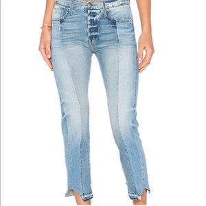 Frame Denim Nouveau Le Mix Jeans
